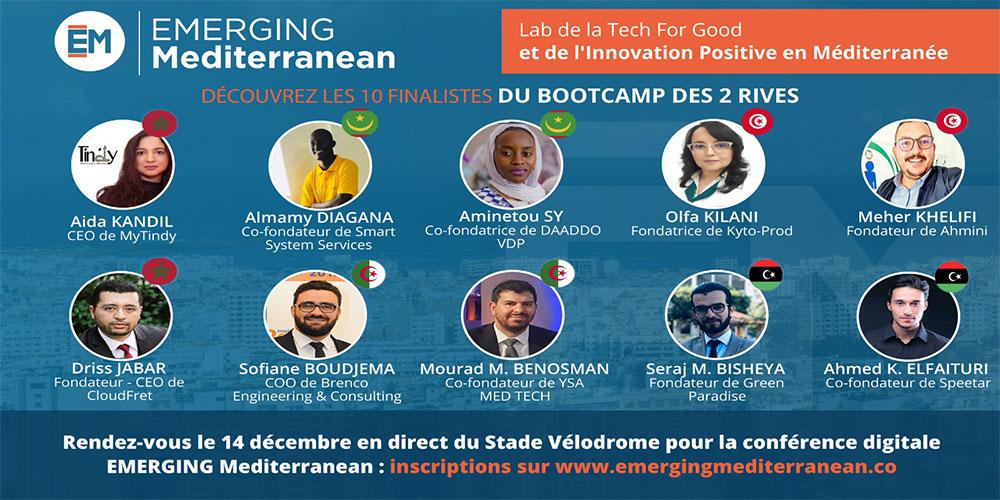 Bootcamp des 2 Rives : retour sur trois jours intensifs et inspirants au service de la résilience