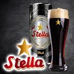 La SFBT lance la première bière brune tunisienne la 'Stella Black'