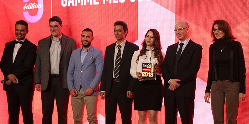 En vidéo : Les Cookies ST Michel lauréats des Saveurs de l'Année 2018