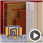 En vidéo : STRUCTURA, spécialiste de l'isolation de l'Aménagement des espaces présente ses Innovations au MEDIBAT