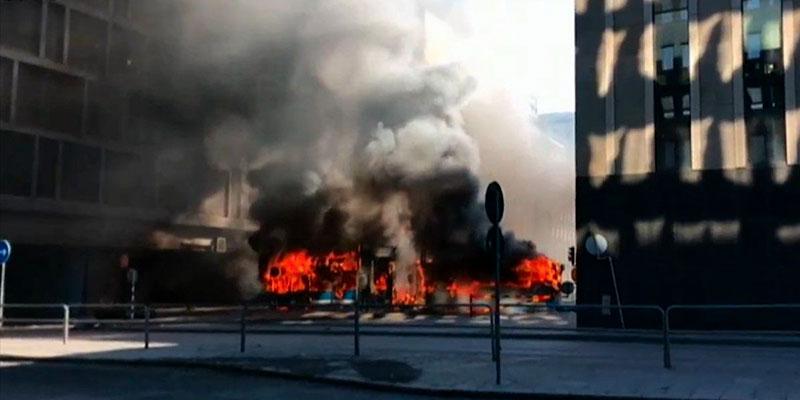 En Suède, une explosion à l'ouest de Stockholm fait plusieurs blessés