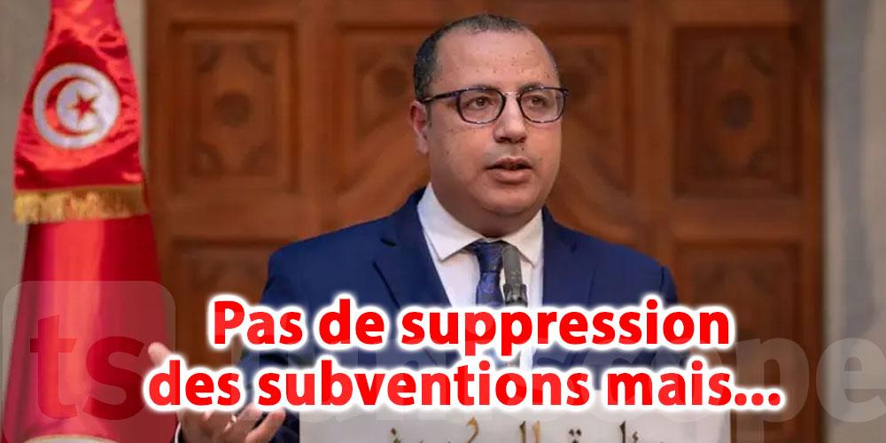 Tunisie: Il n'y aura pas de suppression des subventions mais...