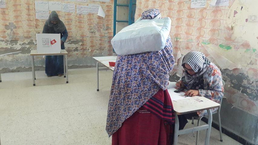صور، هكذا كانت الأجواء في مراكز الإقتراع بالجنوب الشرقي