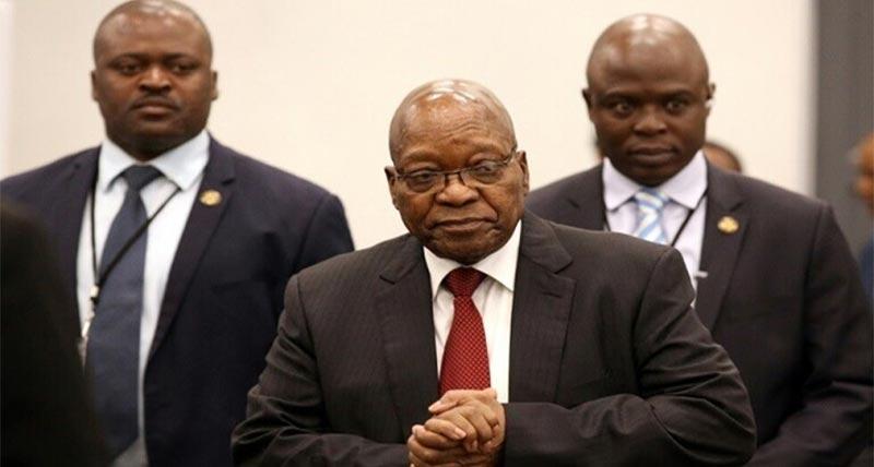 مثول رئيس جنوب إفريقيا السابق أمام القضاء بتهم فساد