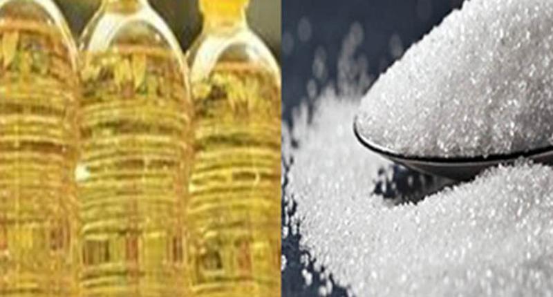 نابل: حجز 11637 لترا من الزيت النباتي المدعم و967 طنا من السكر