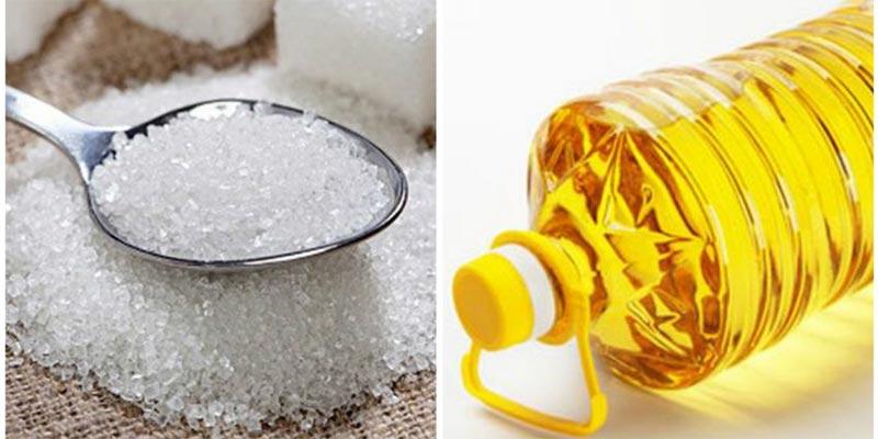 نابل: حجز 11637 لترا من الزيت النباتي و967 طنا من السكر المدعم