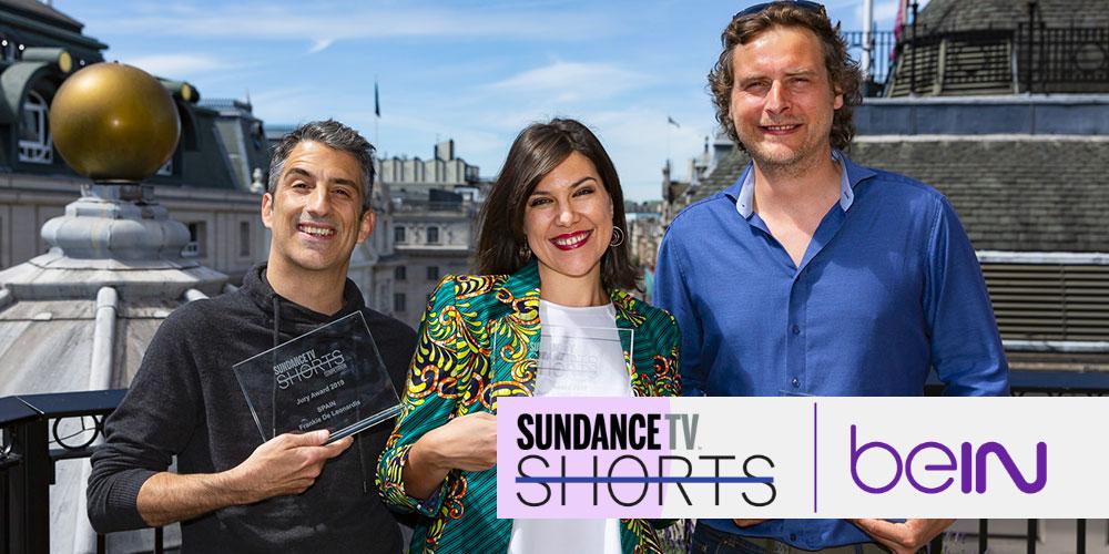 Lancement de Sundance TV concours de courts métrages au MENA