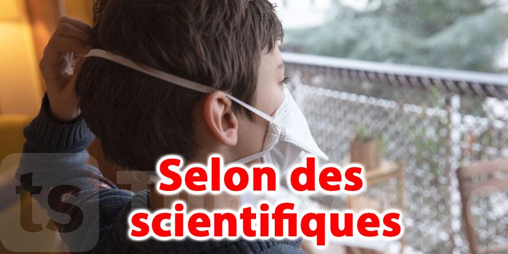 Masque et distanciation physique ont pu affaiblir le système immunitaire des enfants