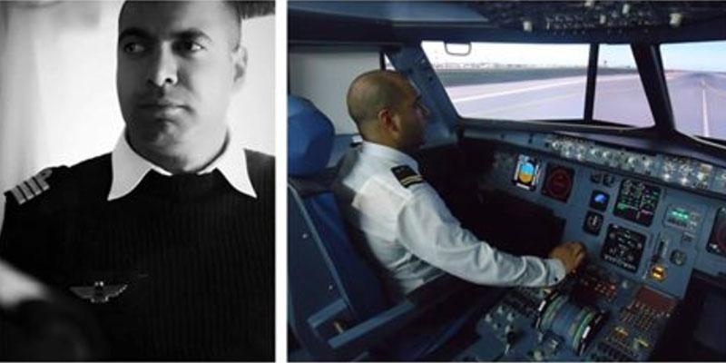 قصة الطيار التونسي الذي يشتغل في اليابان كذبة