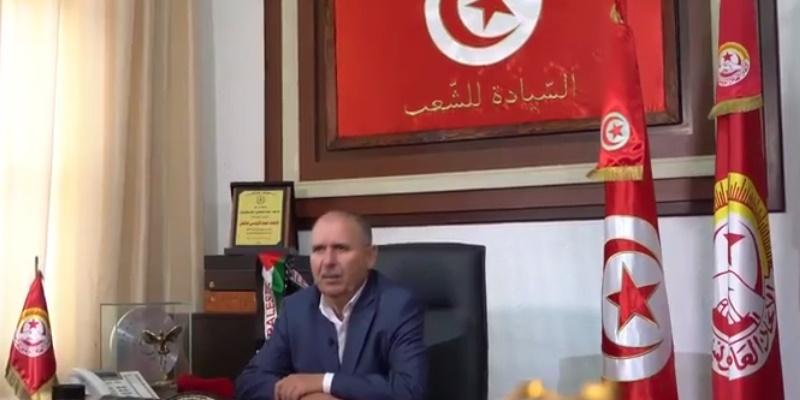 Taboubi : le secteur public est notre soupape de sécurité
