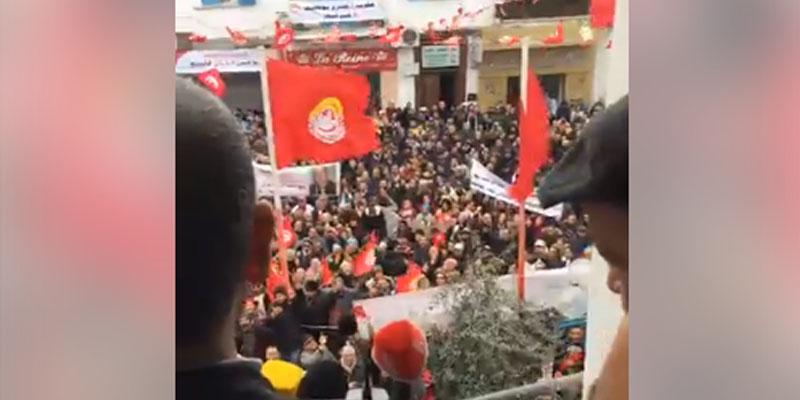 Taboubi menace d'escalade après la grève du 17 janvier