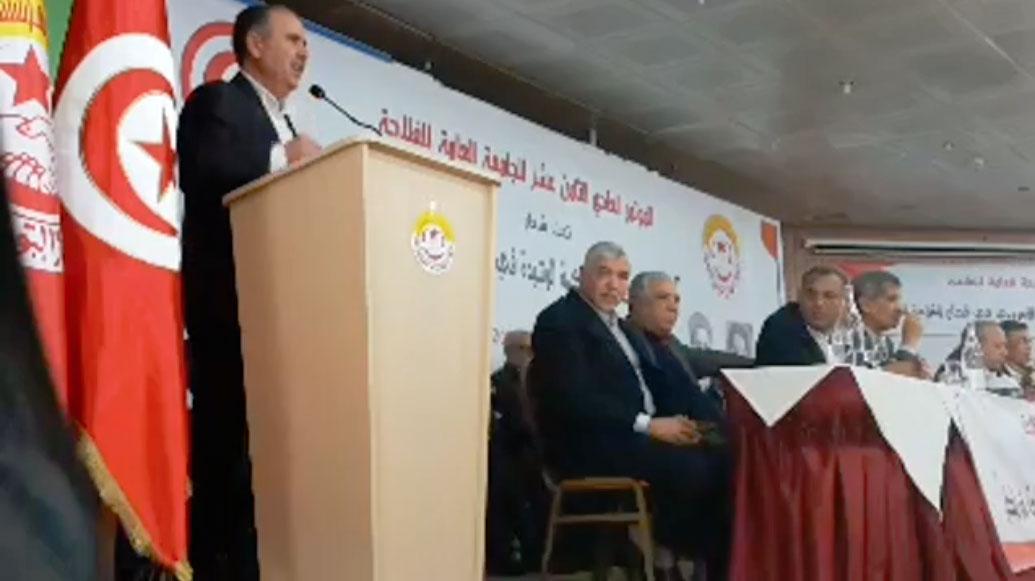 Merci à la BCT d'avoir accepté notre demande, déclare Noureddine Tabboubi