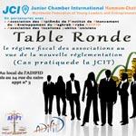 Table ronde : 'Le régime fiscal des associations au vue de la nouvelle règlementation'