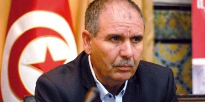 الطبوبي ينتقد دفاع النهضة و تحيا تونس على قلب تونس
