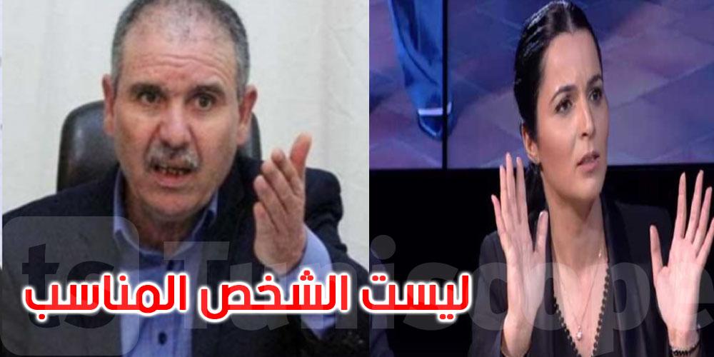 نور الدين الطبوبي: ألفة الحامدي ليست الشخص المناسب على رأس التونيسار
