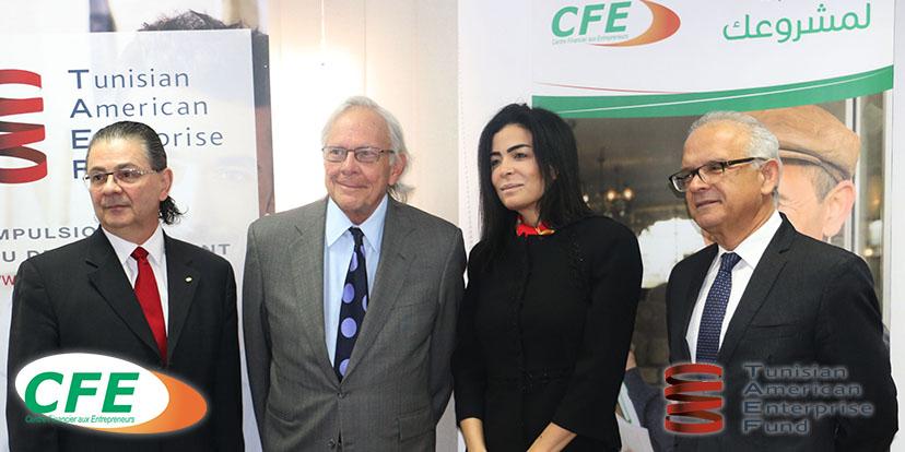 En vidéos : Pourquoi le TAEF mise sur la microfinance et investit dans CFE Tunisie