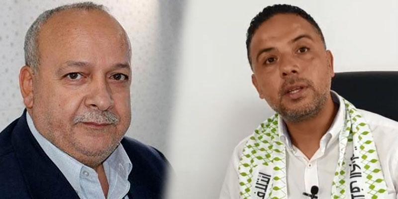 L'UGTT porte plainte contre Seifeddine Makhlouf