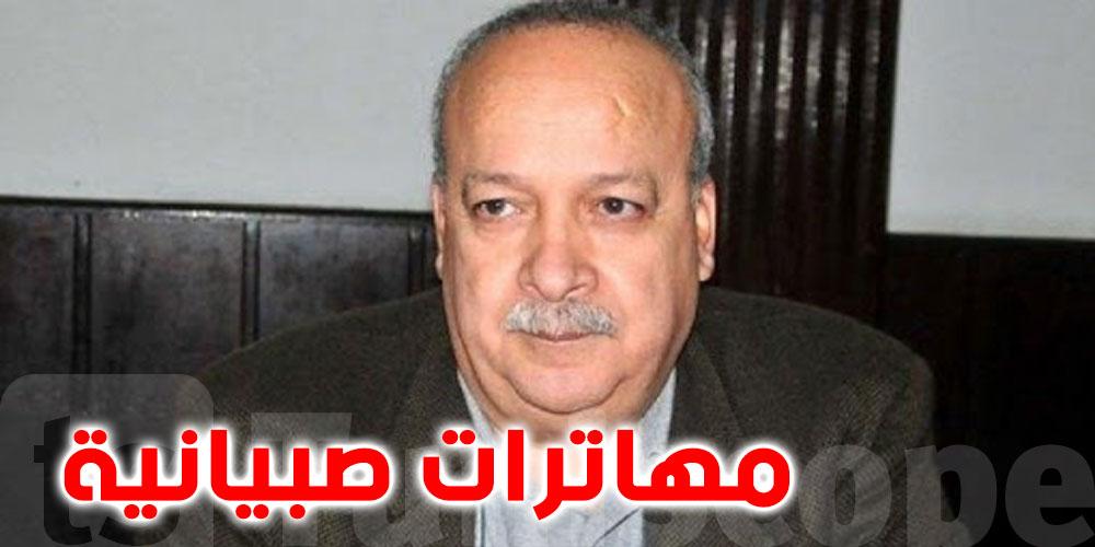 الطاهري''حلاّن فقط للأزمة السياسية..''