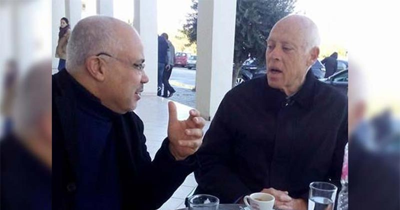 حزب التحرير يوضّح علاقته بالمترشح قيس سعيد