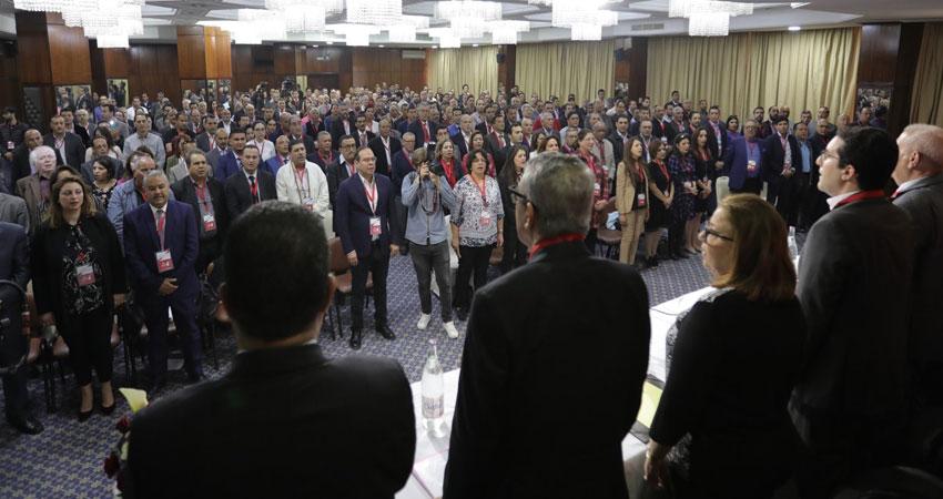 تحيا تونس تلغي احتفالات مؤتمرها التأسيسي