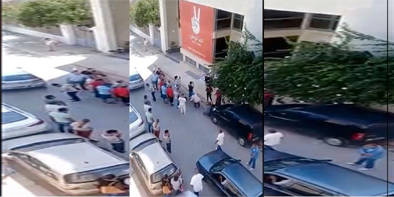 Emeute et suicide chez Tahya Tounes, détails de la vidéo