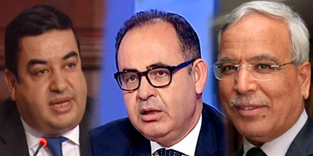 Trois députés démissionnent de Tahya Tounes