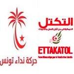 Ettakatol condamne les agressions contre Nidaa Tounes