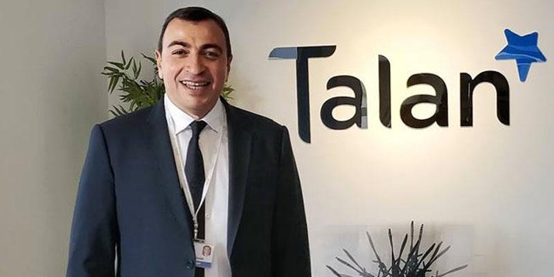 Mehdi Houas annonce une levée de 100 millions d'euros et une aventure collective pour Talan