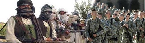طالبان تتوعد الجيش الأمريكي في أفغانستان