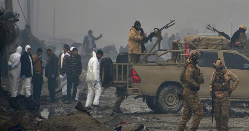مقتل 7 من طالبان في غارات جوية جنوب أفغانستان