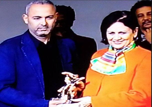 Le Tanit d'Or du long métrage à « L'Orchestre des Aveugles », du Maroc