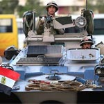 Egypte : Des unités de l'armée déployées aux alentours du palais Ittihadiya