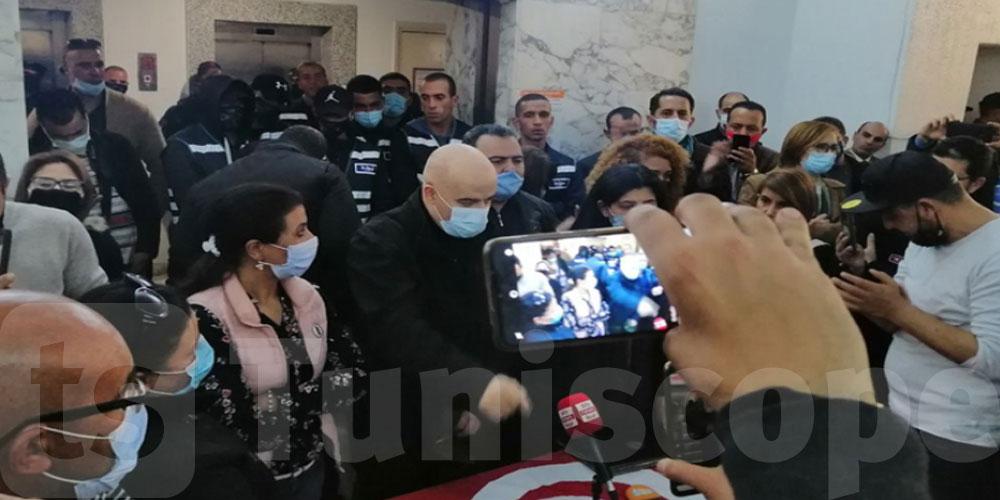 نقابة الصحفيين: اقتحام الأمن لوكالة تونس إفريقيا للأنباء سابقة خطيرة