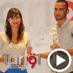 En vidéos : Remise de prix de l'association Tari9i