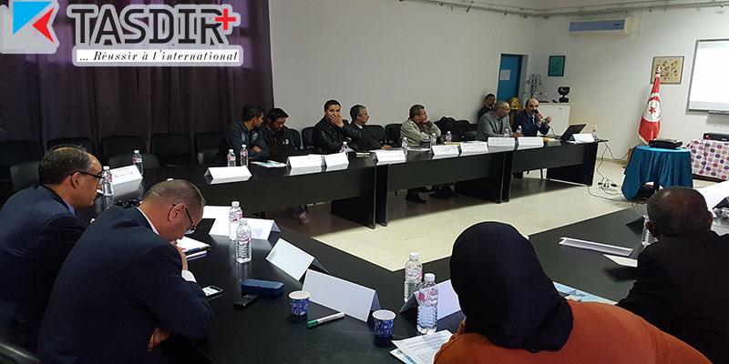 Le CEPEX et le Fonds TASDIR+ se mobilisent pour la Région de Sidi-Bouzid