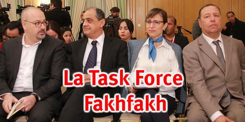 Découvrez la Task Force Fakhfakh