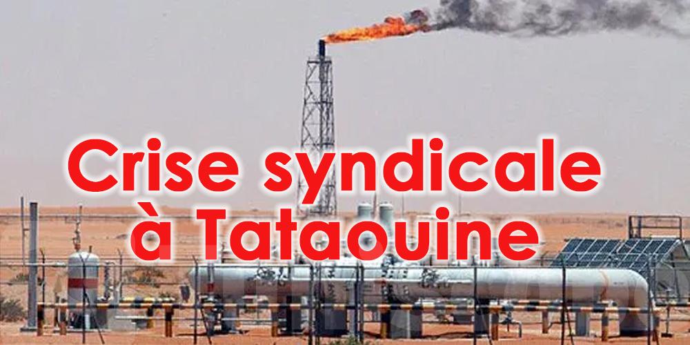 A nouveau, une crise syndicale pour les entreprises pétrolières à Tataouine