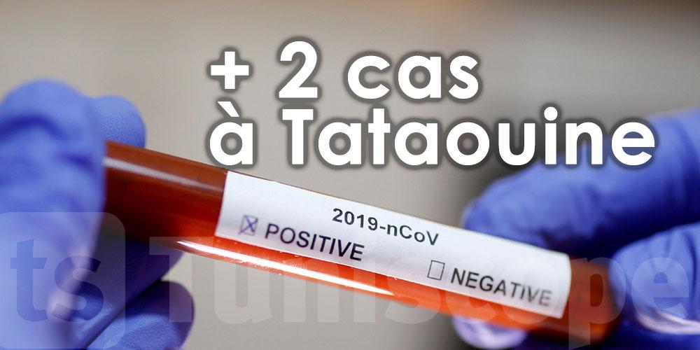 2 nouveaux cas de coronavirus à Tataouine