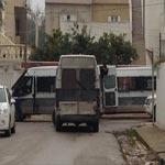 قوات الأمن تقتحم مركز الدراسات و البحوث الإسلامية بتطاوين