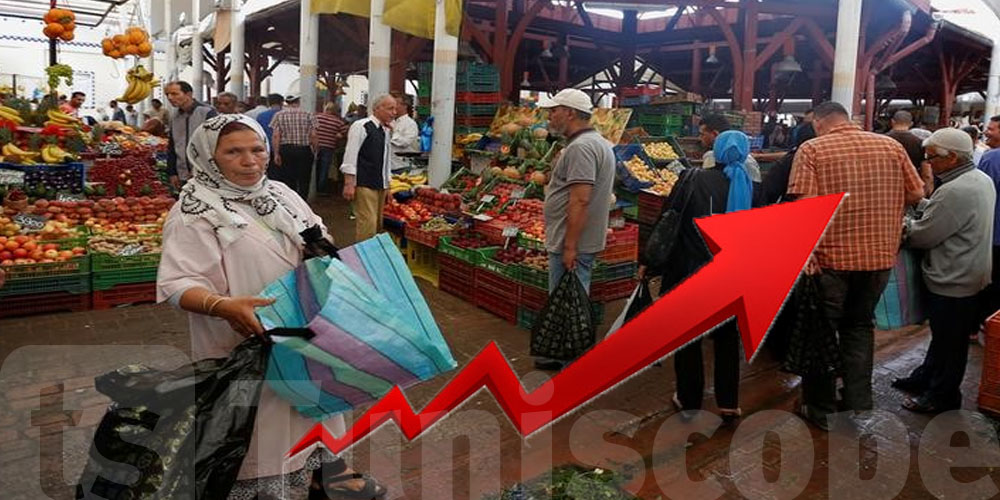 Tunisie : le taux d'inflation repart à la hausse