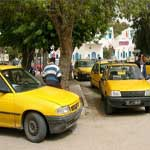 Les taxistes : La grève suspendue mais le conflit d'intérêts avec les taxis collectifs persiste …