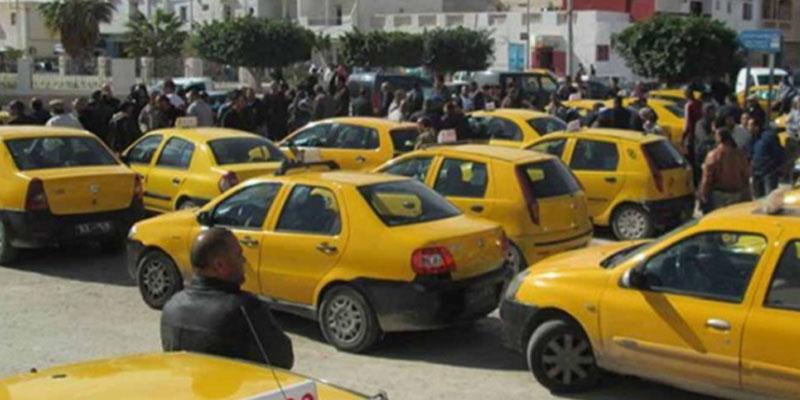 تأجيل إضراب التاكسي الفردي  المبرمج يومي الخميس والجمعة