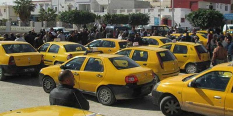 إلغاء إضراب سيارات الأجرة المبرمج غدا