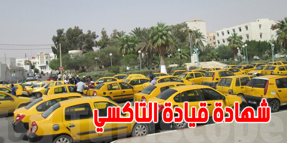 هذا موعد الإعلان عن نتائج امتحان شهادة قيادة التاكسي