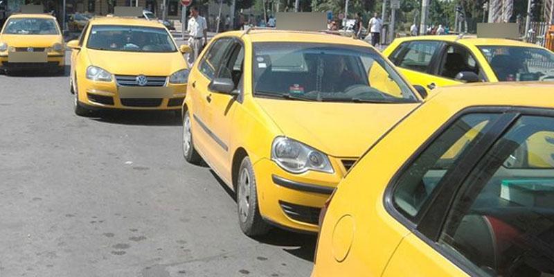 Suspension de la grève des taxis individuels