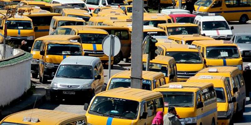Boycott des taxis collectifs et individuels à Sousse