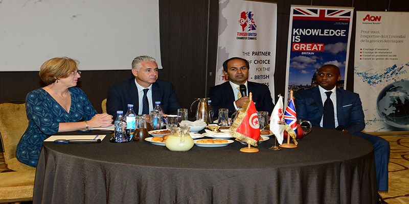 En photos:UK Export Finance Forum