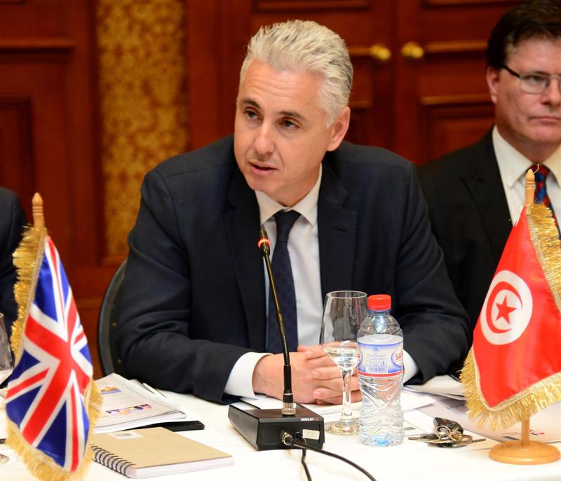 Election du nouveau Bureau Directeur de la Chambre de Commerce Tuniso-Britannique (TBCC)