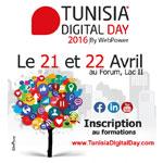 Tunisia Digital Day 2016: Le rendez-vous incontournable des passionnés du digital !