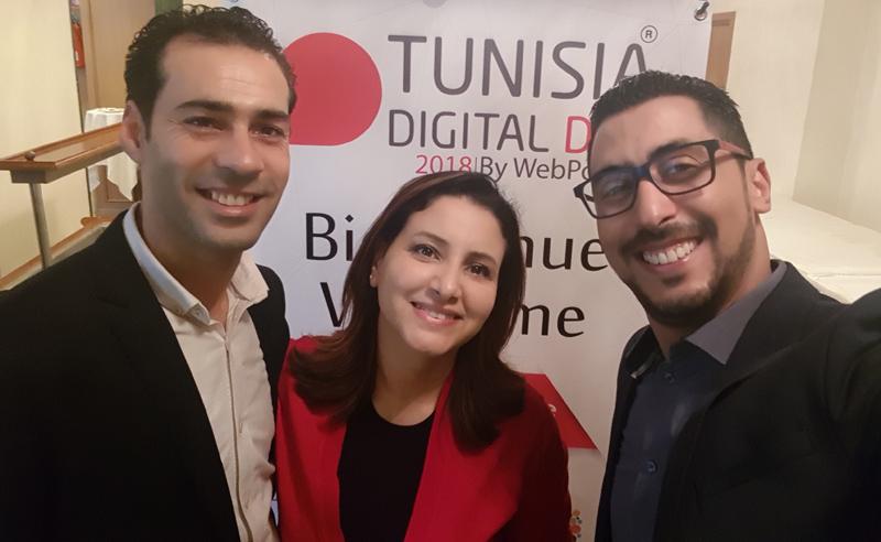 En vidéos : Ines Nasri : TDD 2018, bilan sur le digital en Tunisie !